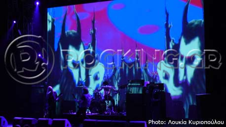 Electric Wizard, Tilburg, Netherlands, 19/04/13