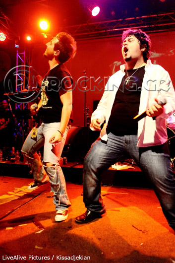 Rock 'N' Roll Children, Athens, Greece, 18/05/13