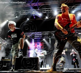 Rockwave Festival: Ska-P, Saxon, Marky Ramone's Blitzkrieg, Kreator κ.ά. @ TerraVibe Park, 07/07/13