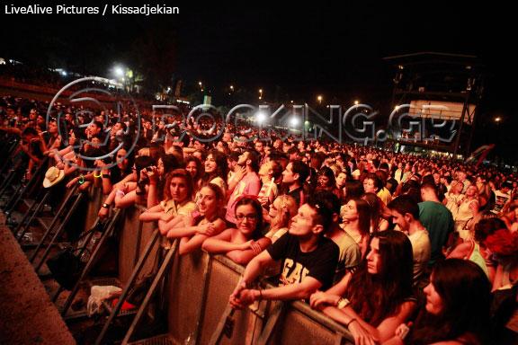 Lana Del Rey @ Rockwave Festival, Athens, Greece, 08/07/13