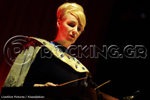 Dead Can Dance @ Rockwave Festival, Athens, Greece, 09/07/13