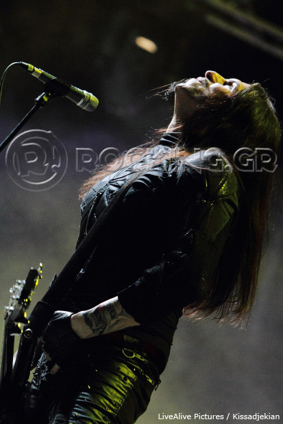 Septicflesh @ Rockwave Festival, Athens, Greece, 09/07/13