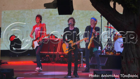 The Rolling Stones, Hyde Park, London, UK, 06/07/13