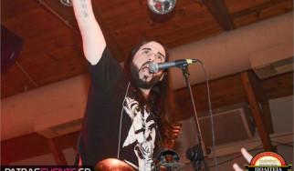 Rotting Christ, Disolvo Animus, Quadra @ Πολιτεία Πάτρα, 23/02/13