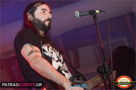 Rotting Christ, Patra, Greece, 23/02/13