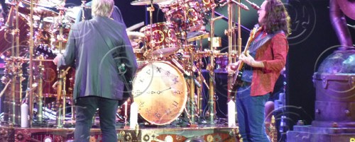 Rush @ The O2 Arena (Λονδίνο), 24/05/13
