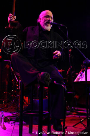 Διονύσης Σαββόπουλος, Athens, Greece, 09/03/13