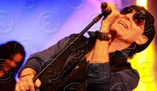Scorpions & friends @ Θέατρο Λυκαβηττού, 11/09/13