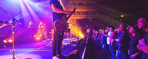Steven Wilson @ Royal Albert Hall (Λονδίνο), 20/10/13