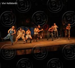 Stomp @ Θέατρο Badminton, 24/09/13