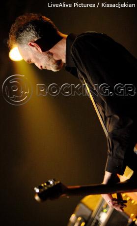 Swans, Athens, Greece, 17/05/13