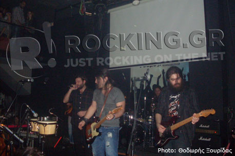 Mr. Highway Band, Athens, Greece, 02/02/13