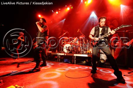 Warlord, Athens, Greece, 27-28/04/13
