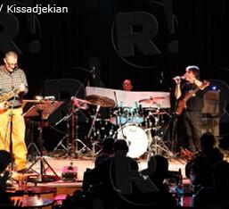 Yiorgos Fakanas Group feat. Anthony Jackson & Horacio 'El Negro' Hernandez @ Αθηνά Live, 15/02/13