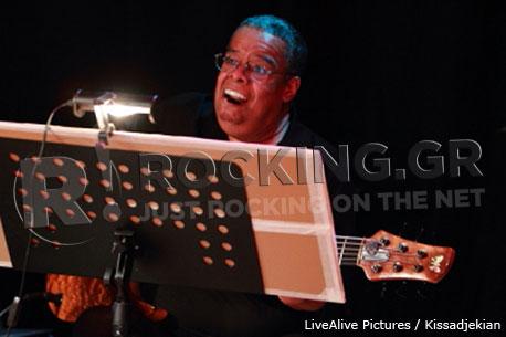 Yiorgos Fakanas Group feat. Anthony Jackson & Horacio 'El Negro' Hernandez, Athens, Greece, 15/02/13