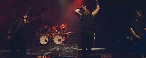 Amon Amarth, Karma Violens @ Fuzz Club, 09/05/14