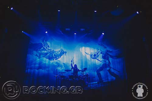 Amon Amarth, Athens, Greece, 09/05/14
