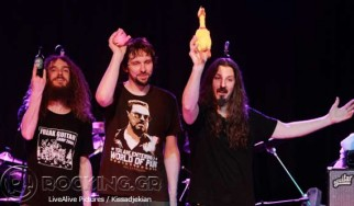 The Aristocrats @ Αθηνά Live, 05/04/14