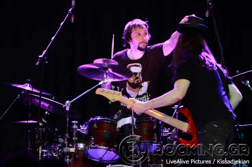 The Aristocrats, Athens, Greece, 05/04/14