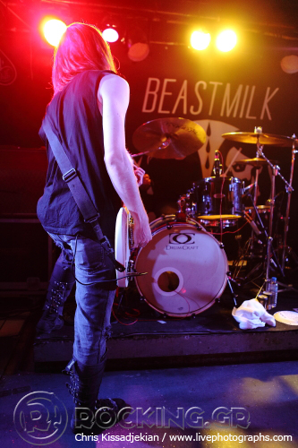Beastmilk, Athens, Greece, 02/11/14