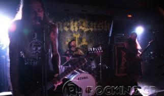 Black Tusk, Sadhus @ Death Disco, 05/06/14