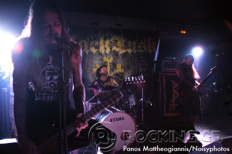 Black Tusk, Athens, Greece, 05/07/14