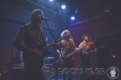 The Roaring 420s, Athens, Greece, 07/12/14