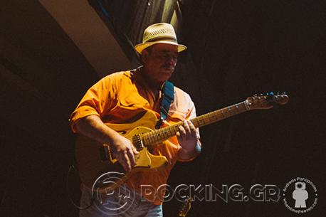 Blues Cargo, Athens, Greece, 23/07/14