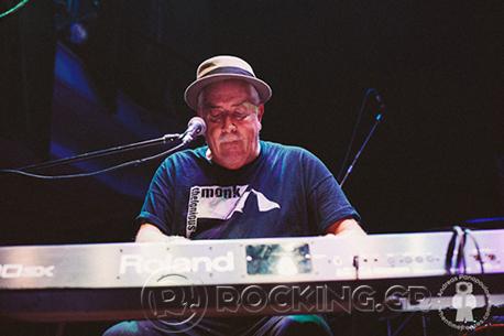Diz Watson, Athens, Greece, 23/07/14