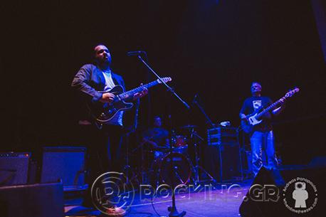 Gregg G. Ellis Blues Ensemble, Athens, Greece, 23/07/14