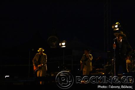 Bob Dylan, Thessaloniki, Greece, 22/06/14