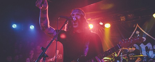 Brant Bjork And The Low Desert Punk Band, Semen Of The Sun @ An Club, 24/10/14
