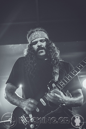 Brant Bjork, Athens, Greece, 24/10/14
