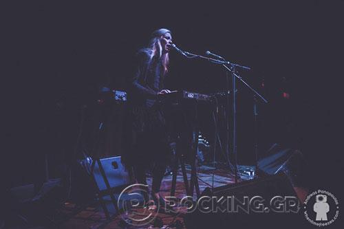 Nalyssa Green, Athens, Greece, 21/11/14