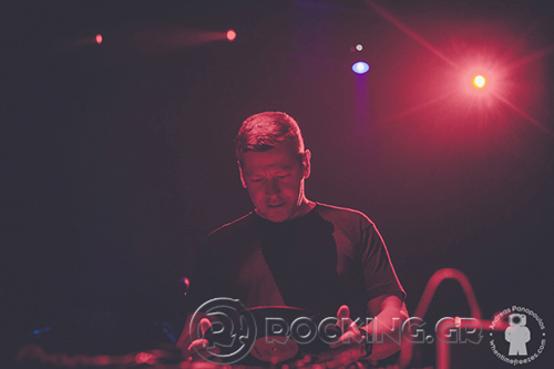 Cinematic Orchestra, Athens, Greece, 25/10/14