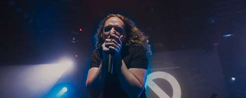 Dark Tranquillity, W.E.B., Wings In Motion @ Gagarin 205, 05/04/14