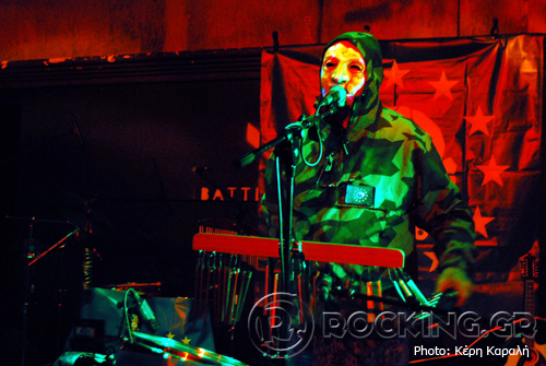 Death In June, Athens, Greece, 16/12/14