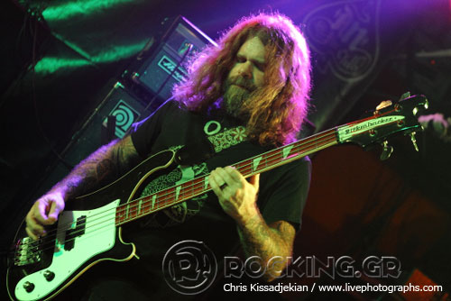 Earthless, Athens, Greece, 12/11/14