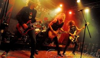 Enforcer live σε Πάτρα και Αθήνα, 12-15/06/14