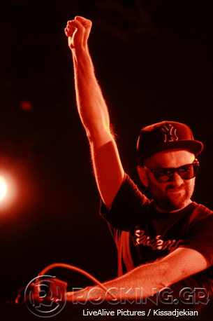 Gramatik, Athens, Greece, 21/06/14