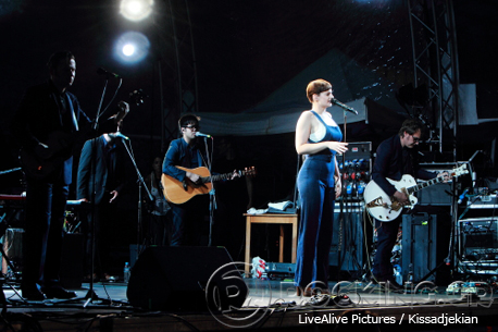 Hooverphonic, Athens, Greece, 20/06/14