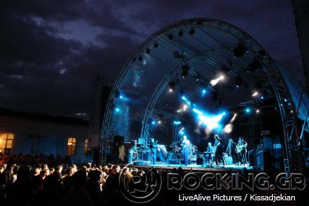 Hooverphonic, Athens, Greece, 20/06/14