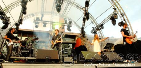 Karuan & Band, Athens, Greece, 20/06/14