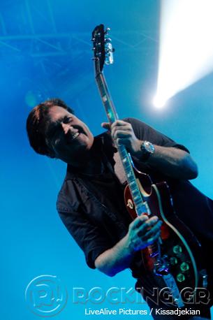 Simple Minds, Athens, Greece, 20/06/14