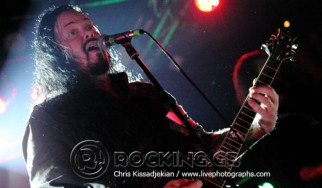 Evergrey, Need, False Coda @ Kύτταρο Club, 29/11/14