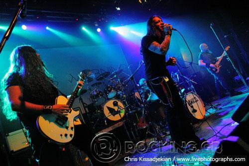 SixForNine, Athens, Greece, 15/11/14