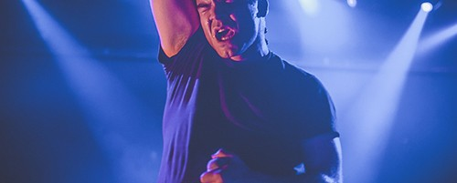 Future Islands, Mechanimal @ Gagarin 205, 09/10/14