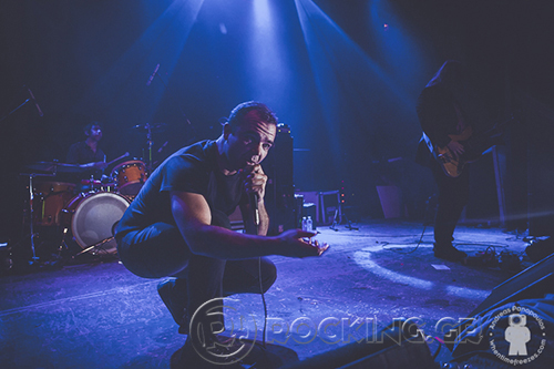 Future Islands, Athens, Greece, 09/10/14