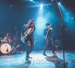 The Fuzztones, The Big Nose Attack, The Titanics @ Gagarin 205, 04/10/14