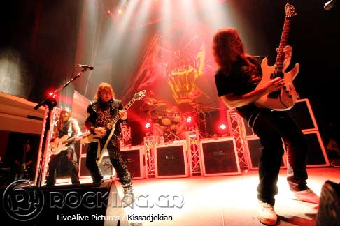 Gamma Ray, Athens, Greece, 29/01/14